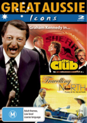 Great Aussie Icons (The Club / Travelling North) (2 Disc Set) on DVD