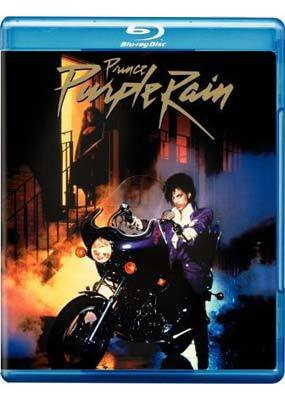 Purple Rain on Blu-ray