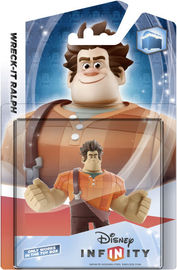 Disney Infinity Figure: Wreck It Ralph (PS3, Xbox 360, Wii U, Wii, 3DS) for