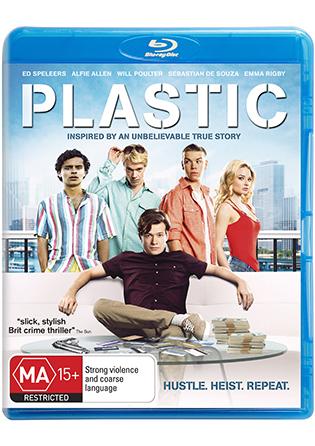 Plastic on Blu-ray