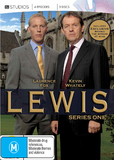 Lewis - Series 1 DVD