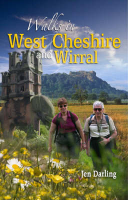 Walks in West Cheshire and Wirral by Jen Darling image