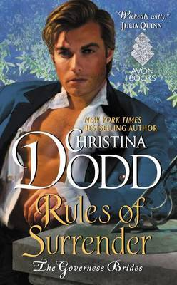 Rules of Surrender by Christina Dodd image
