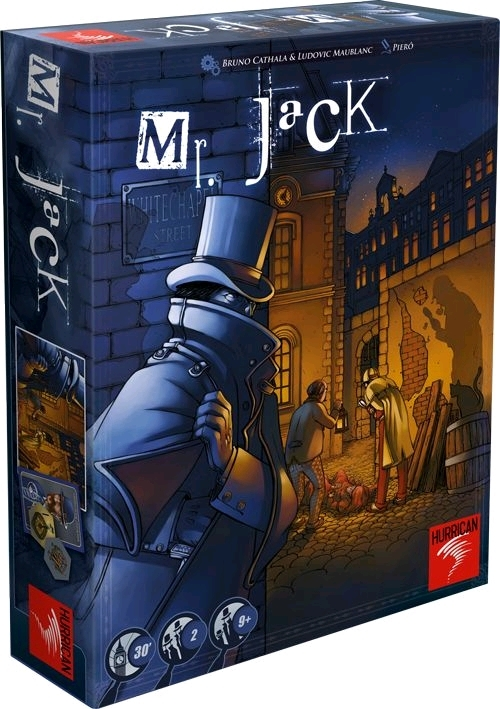 Mr. Jack - Board game