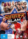 WWE: Summerslam 2016 on DVD