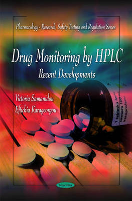 Drug Monitoring by HPLC by Victoria Samanidou image