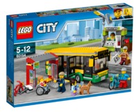 LEGO City: Bus Station (60154)
