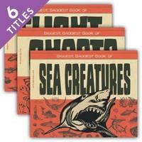 Biggest, Baddest Books Set 2 by Abdo Publishing