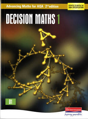 Advancing Maths for AQA: Decision 1 image