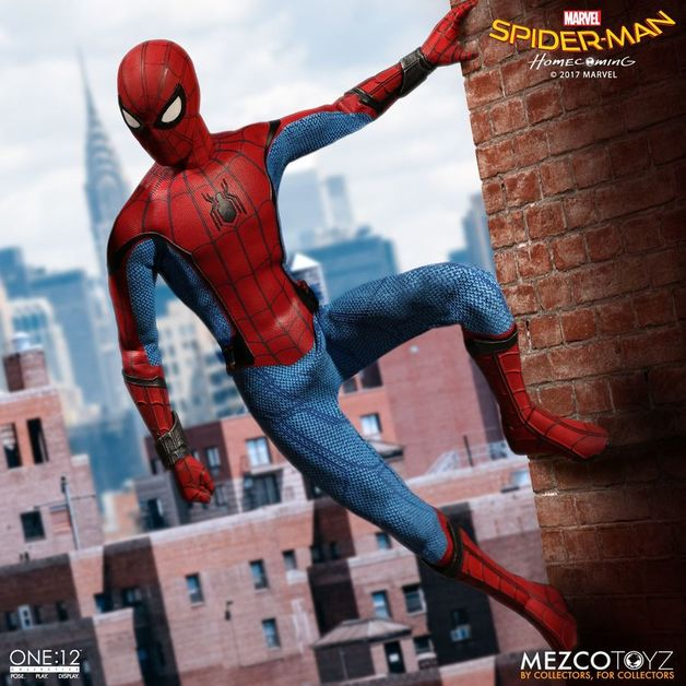 Spider-Man: Homecoming - One:12 Collective Action Figure