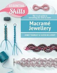 Macrame Jewellery by Jeanette Townley