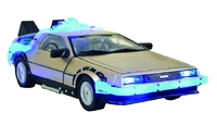 Back to the Future: Delorean (Mark 1) - Electronic Vehicle