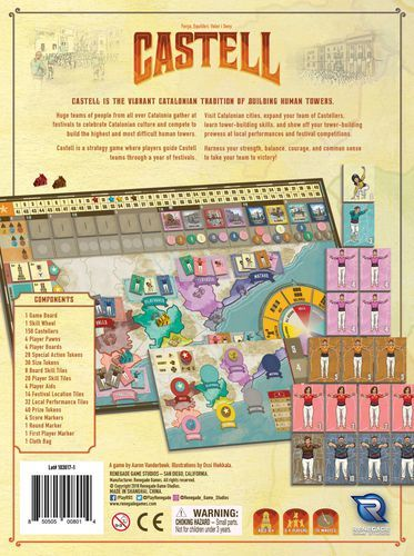 Castell - Board Game image