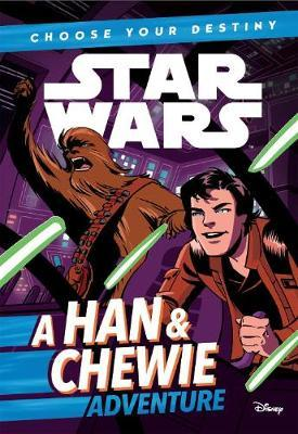 A Han and Chewie Adventure by Star Wars image