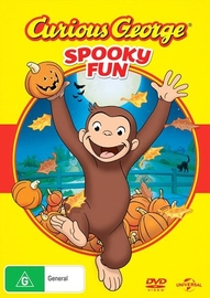Curious George Spooky Fun on DVD
