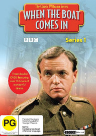 When The Boat Comes In - Series 1 (6 Disc Set) on DVD