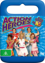Hi-5 - Action Heroes on DVD