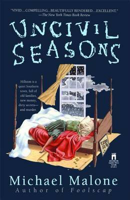 Uncivil Seasons by Michael Malone image