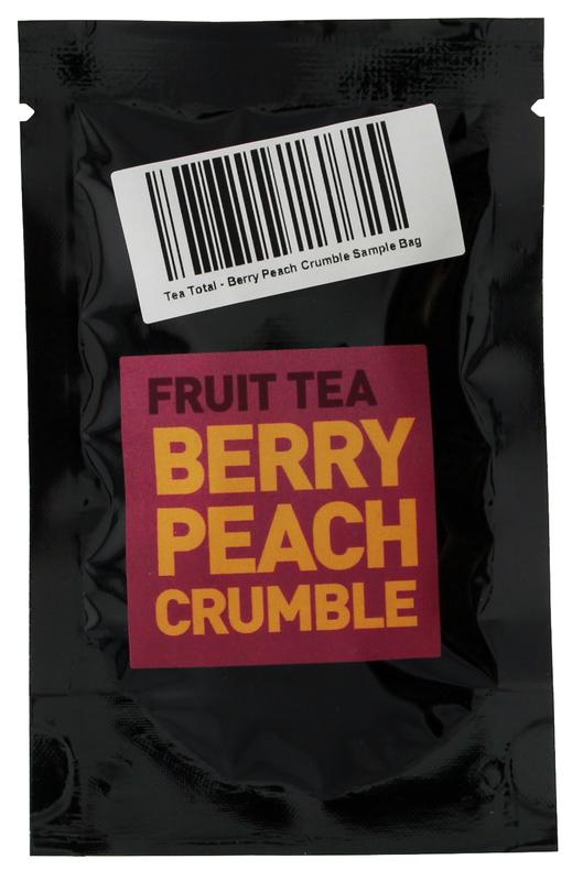 Tea Total - Berry Peach Crumble Tea (Sample Bag)