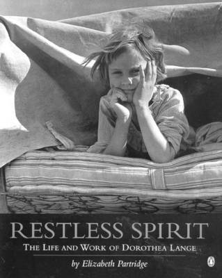 Restless Spirit: The Life & Wo by Elizabeth Partridge image