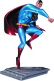 Superman: Man of Steel (Animated) Statue
