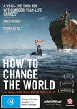 How To Change The World DVD