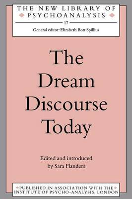 The Dream Discourse Today by Sara Flanders image