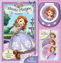 Disney Sofia the First Music Player Storybook by Disney Junior