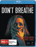 Don't Breathe on Blu-ray