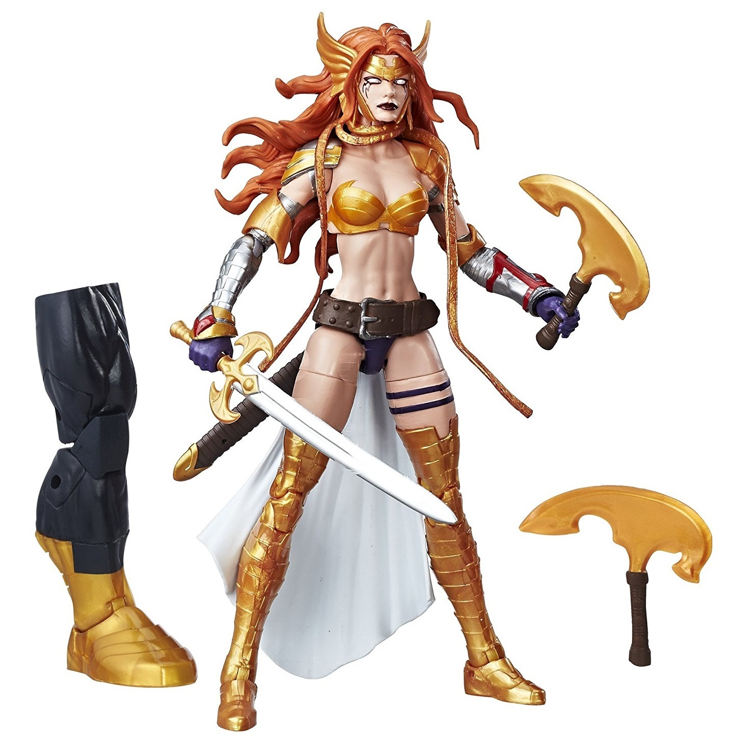 Marvel Legends: Guardians of the Galaxy - Angela Action Figure image
