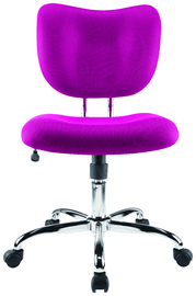 Brenton Studio Low Back Office Chair - Pink