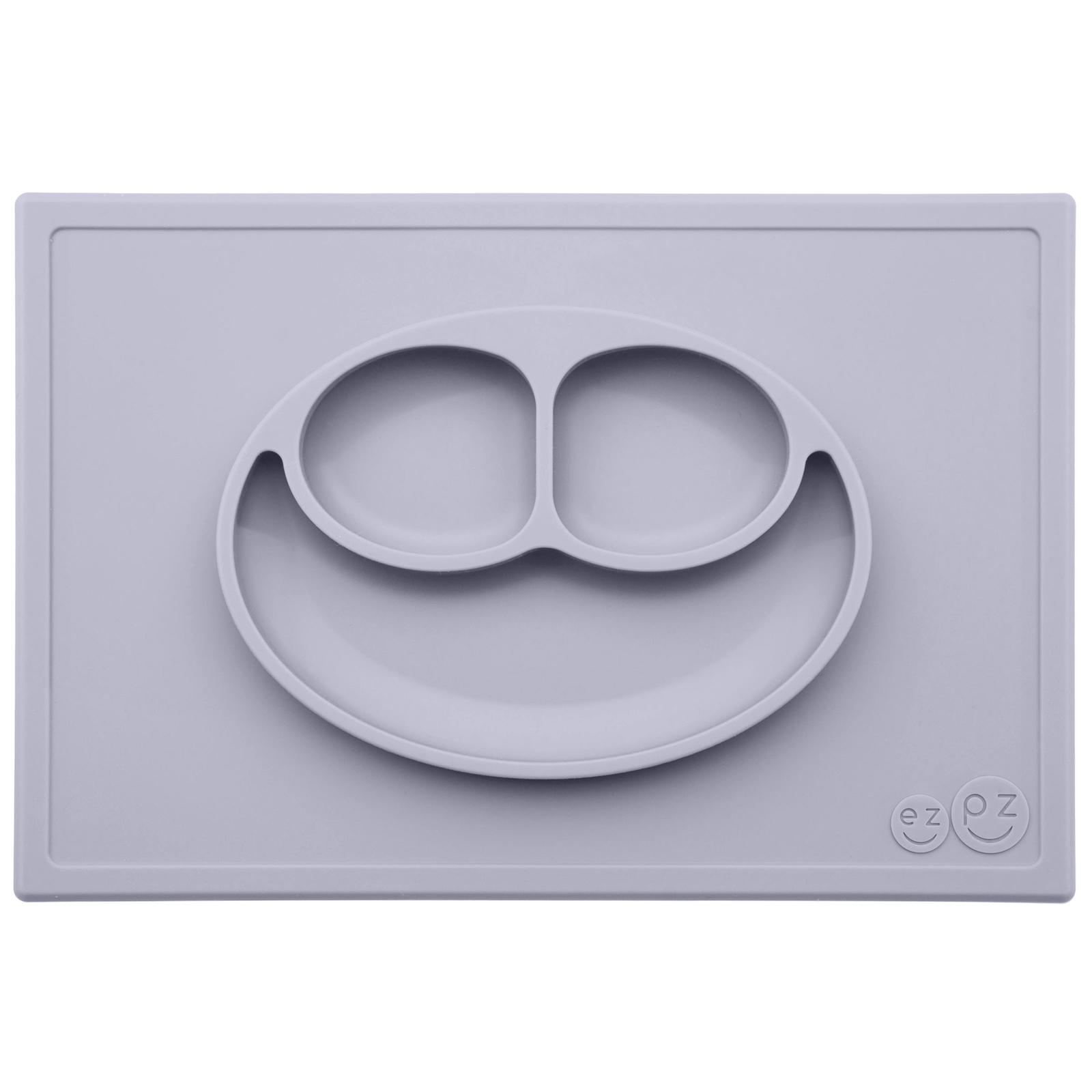 EZPZ Happy Mat - Light Grey image