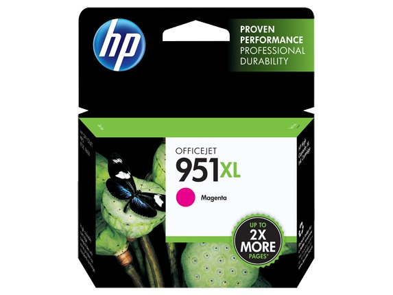 HP 951XL Magenta High Yield Ink Cartridge