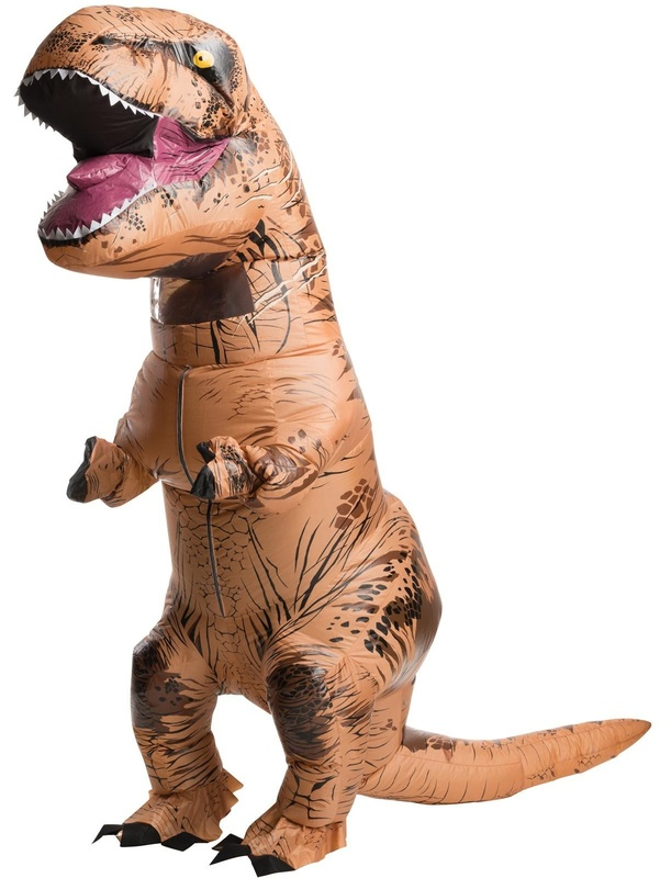 Jurassic World: T-Rex Air-Blown Costume