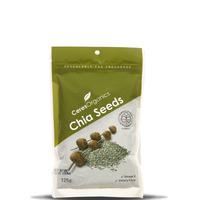 Ceres Organics Chia Seeds (Black, 125g)