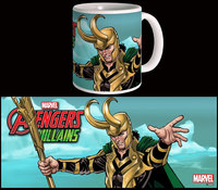 Avengers Villains Mug (Loki)