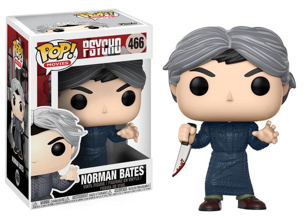 Psycho - Norman Bates Pop! Vinyl Figure