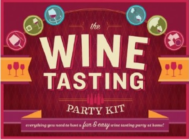 The Wine Tasting Party Kit: Everything You Need to Host a Fun & Easy Wine Tasting Party at Home