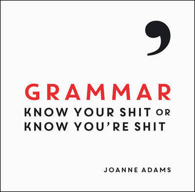 Grammar by Joanne Adams