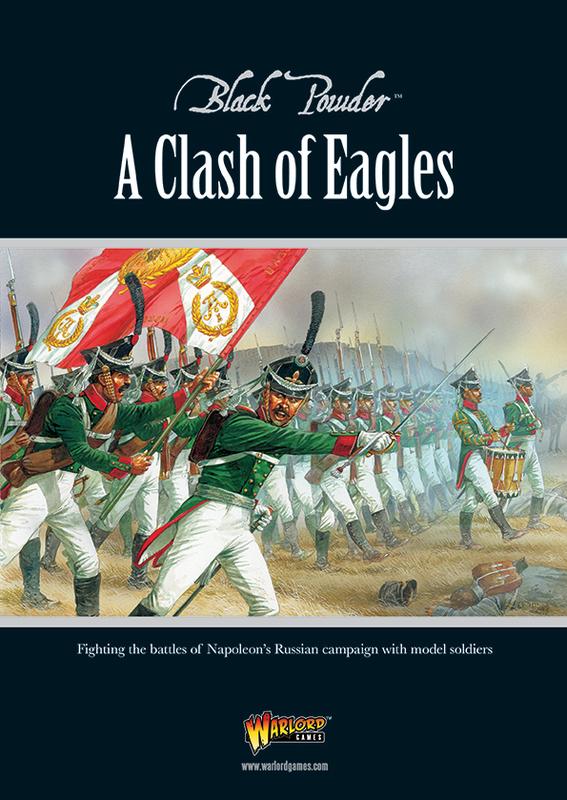 A Clash of Eagles: Russia 1812