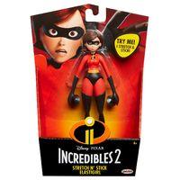 Incredibles 2: Stretch N' Stock Elastigirl - 15cm Feature Figure