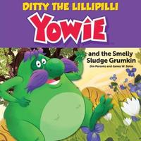 Ditty the Lillipilli Yowie by Jim Peronto image