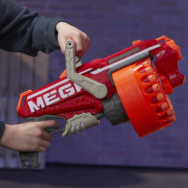 Nerf: Mega - Megaladon Blaster