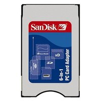 SanDisk 6in1 PCMCIA Card Adapter image