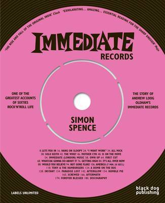 Immediate Records: Labels Unlimited by Simon Spence image