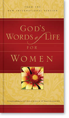 God's Words of Life for Women image