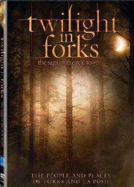 Twilight in Forks: The saga of the real town on DVD