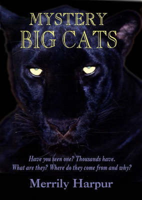 Mystery Big Cats by Merrily Harpur