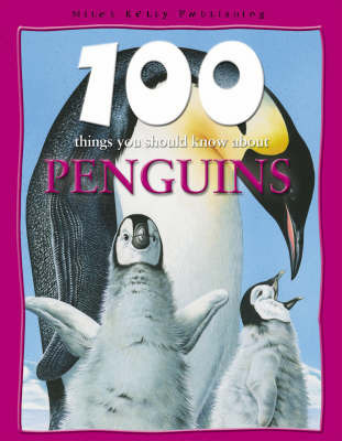 Penguins by Camilla de la Bedoyere