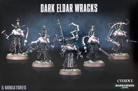 Warhammer 40,000 Dark Eldar Wracks